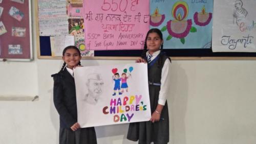 celebration of children's day-2019