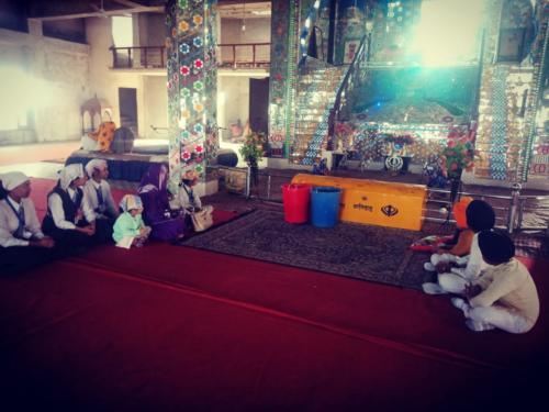 celebration of 550  birth aniversary of shri guru Nanak dev ji