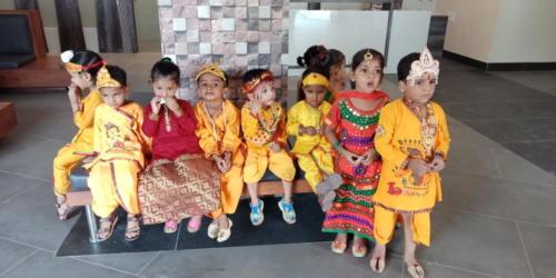 Janamashtami  celerbration