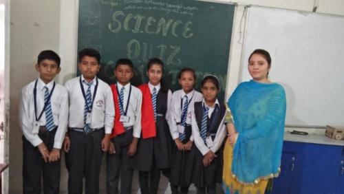 science quiz competition 1