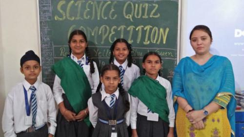 science quiz competition 3